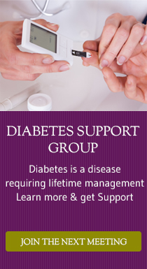 Johnson Memorial Hospital Diabetes Support