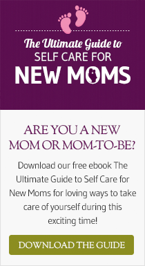 Ultimate Guide to Self Care for New Moms download button