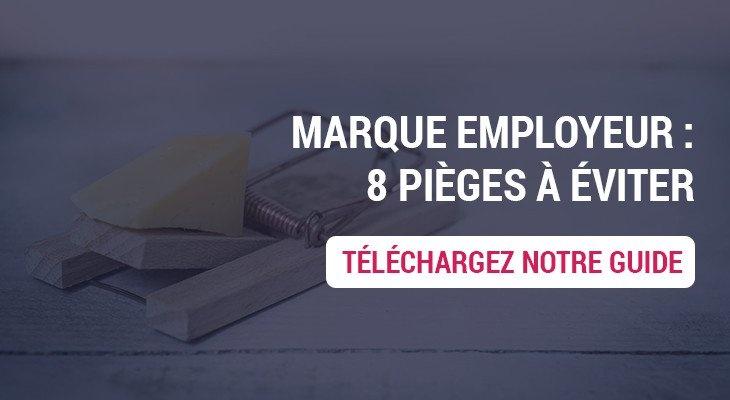 """Télécharger notre guide """"Marque Employeur : 8 pièges à éviter"""""""