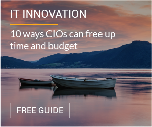 IT Innovation: 10 ways CIOs can free up time and budget