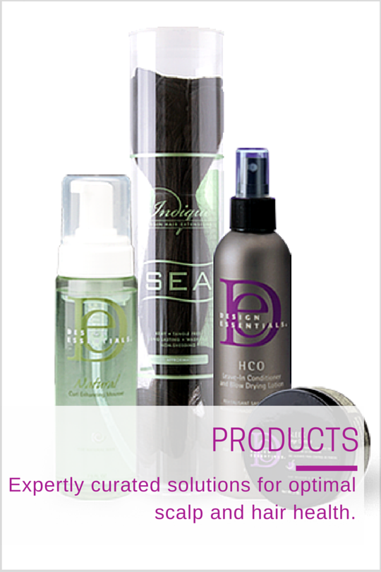 Indique Extension Care Products