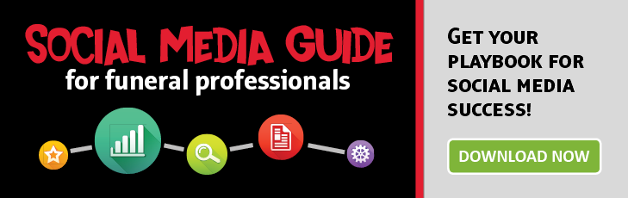 Download the Social Media Guide for Funeral Professionals