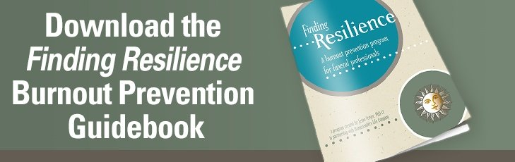 Download the Finding Resilience Burnout Prevention Guidebook at homesteaderslife.com/resilience.