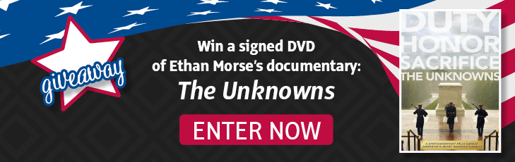 Enter to win a signed DVD of Ethan Morse's documentary: The Unknowns.