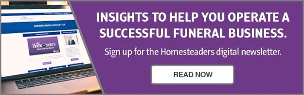 Read the Homesteaders newsletter!