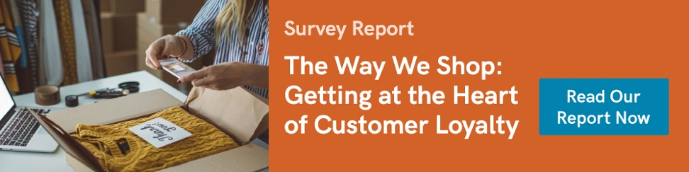 customer loyalty survey report