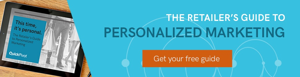 Retailer's Guide to Personalized Marketing
