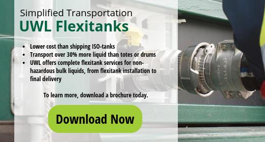 Download UWL Flexitank Services Brochure
