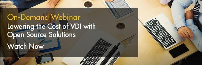 open source VDI webinar