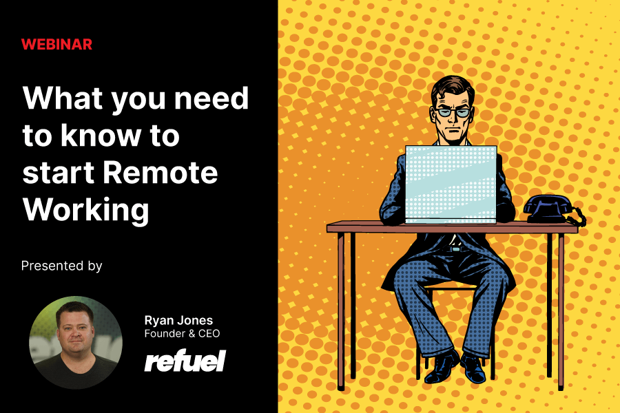 On demand webinar: What you need to know to start remote working