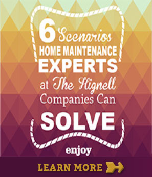 6 Scenarios Home Maintenance Experts at The Hignell Companies Can Solve