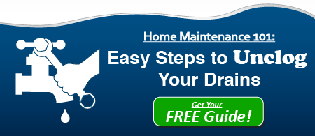 Easy Steps to Unclog your Drains Get your Free Guide