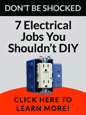 Don't be Shocked-7 Electrical Jobs You Shouldn't DIY
