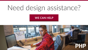 Need design assistance? We can help!