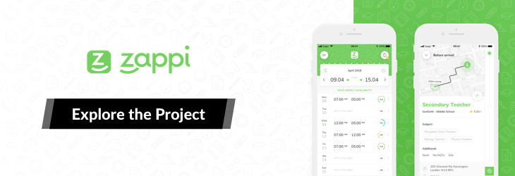 Explore the Project
