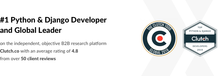 #1 Python & Django Developer and Global Leader