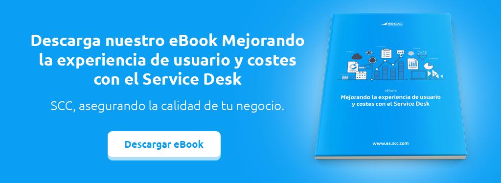 CTA mejora la UX y costes con el Service Desk