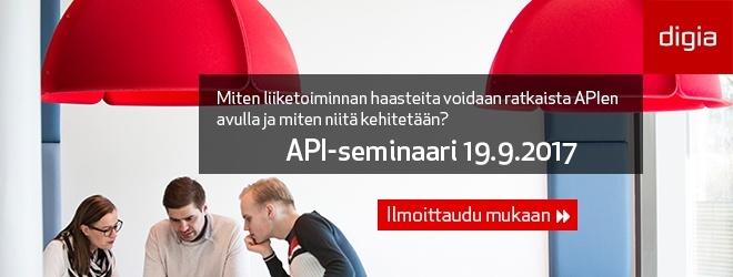 API-seminaari