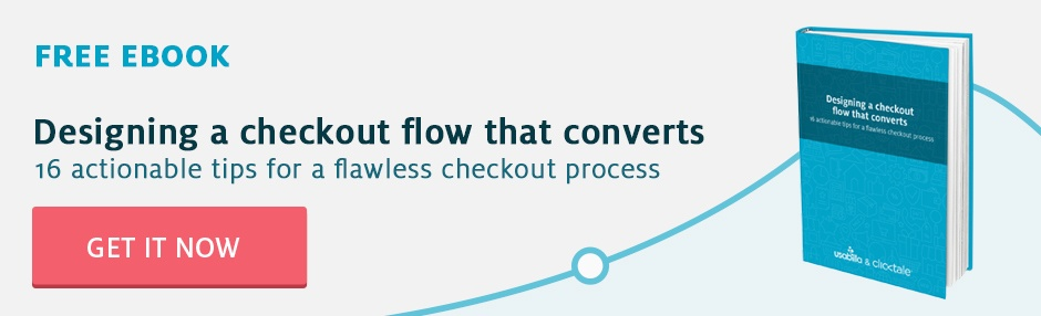 Designing a checkout flow that converts