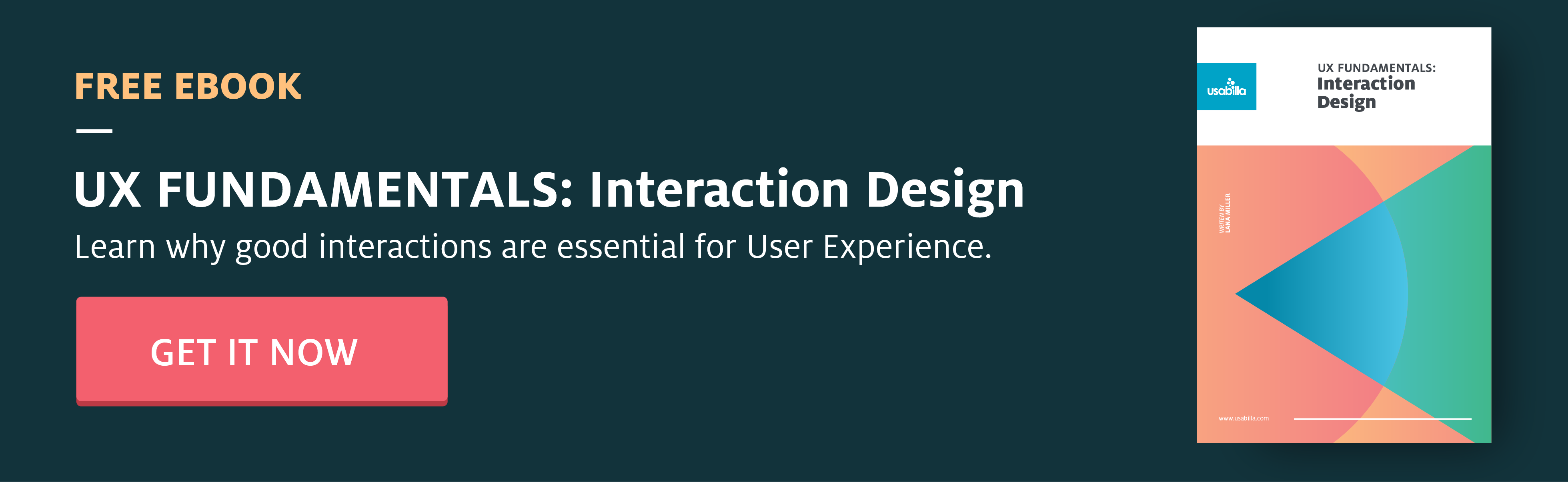 Free Ebook Download: Interaction Design