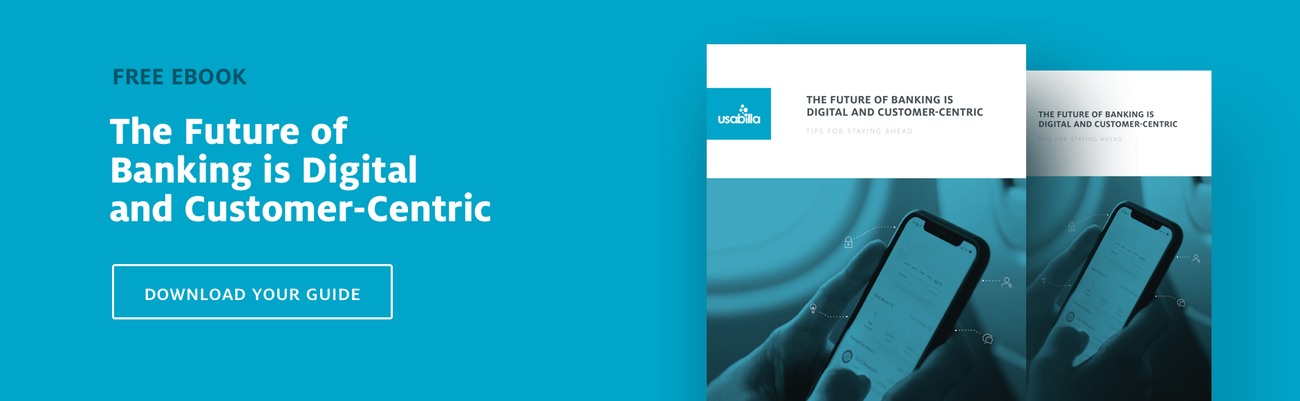 Free Ebook - The Future of Banking is Digital and Customer-Centric