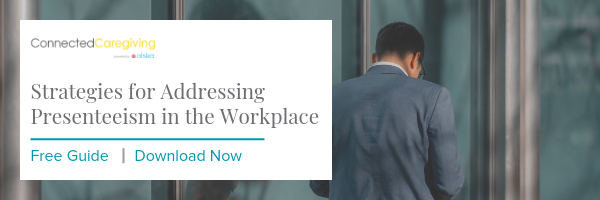 Addressing Presenteeism in the Workplace