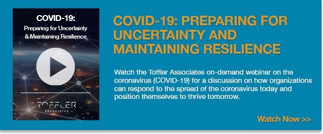 COVID-19: Preparing for uncertainty and maintaining resilience