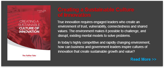 Creating a Substainable Culutre of Innovation
