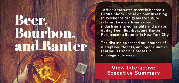 Beer, Bourbon, and Banter CTA - View Interactive Executive Summary
