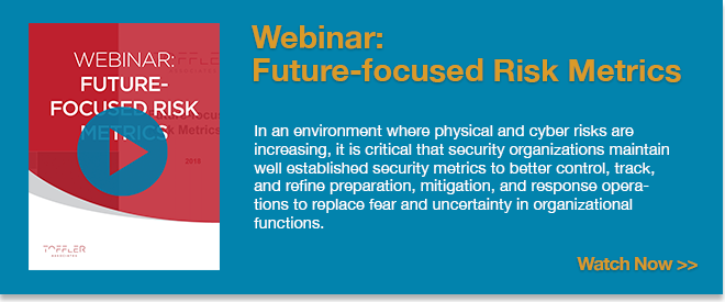 Webinar: Future-focused Risk Metrics