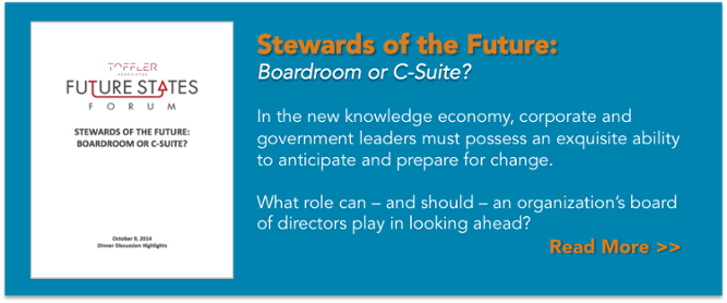 Boardroom or C-Suite?
