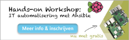gratis workshop ansible