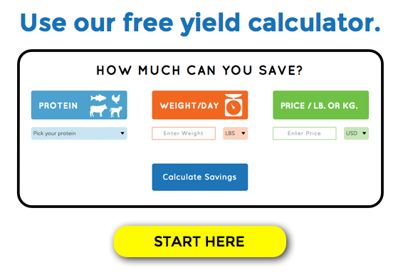 Apex Alto Shaam Yield Calculator