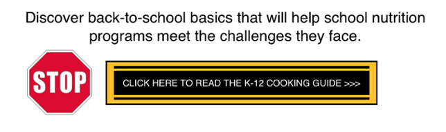 Montague K-12 Cooking Guide