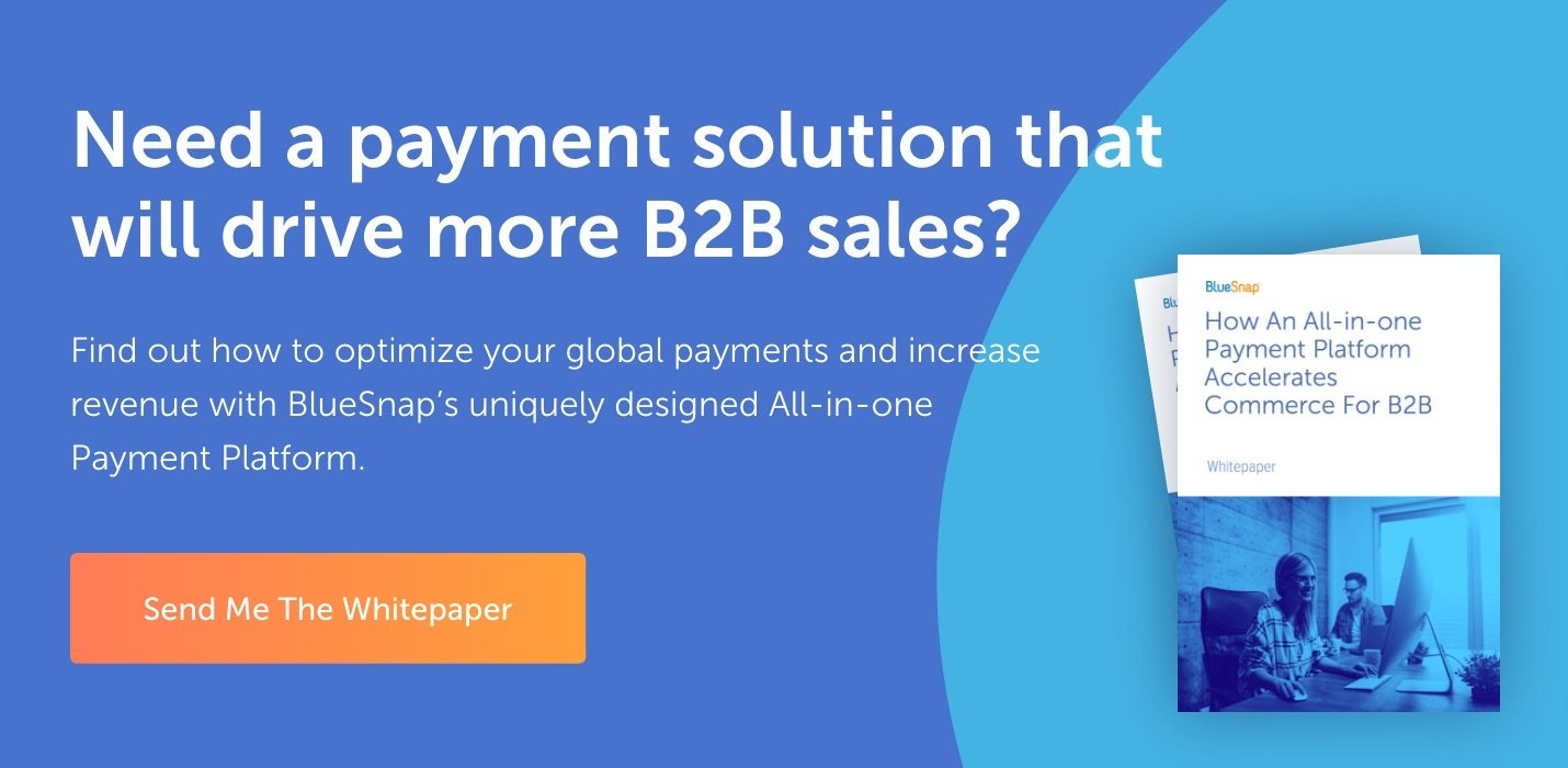 How An All-in-one Payment Platform Accelerates Commerce For B2B