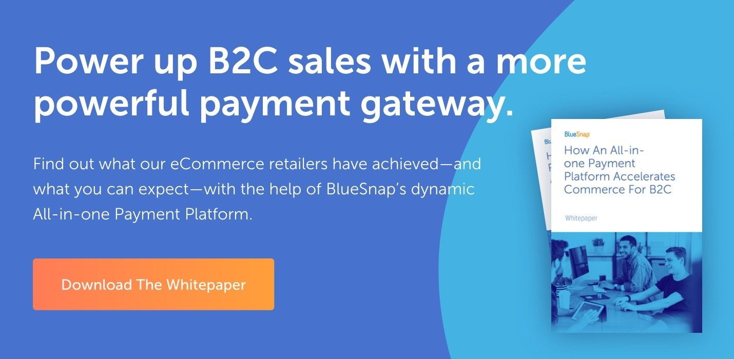 How An All-in-one Payment Platform Accelerates Commerce For B2C
