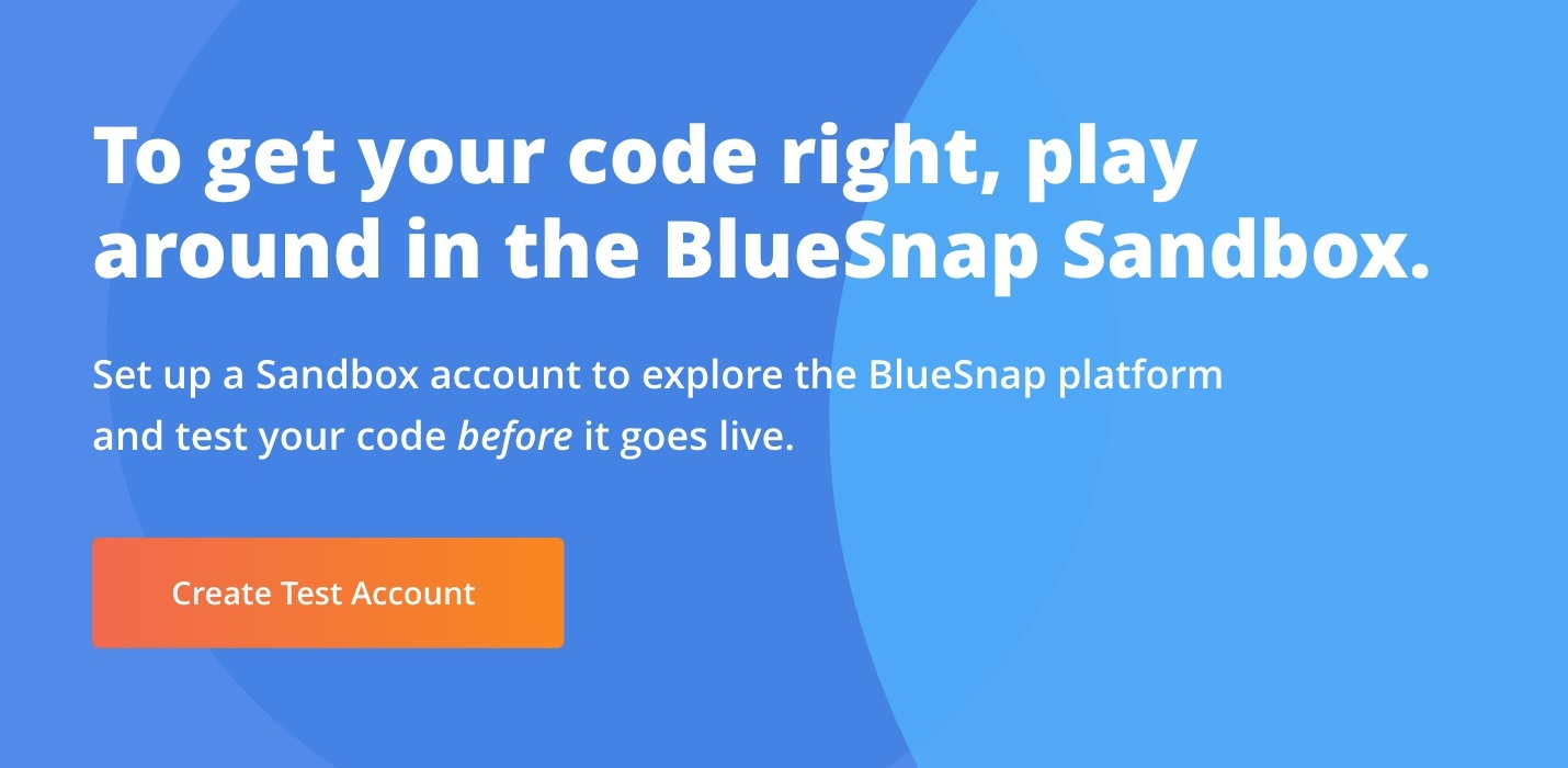 Create-BlueSnap-Test-Account