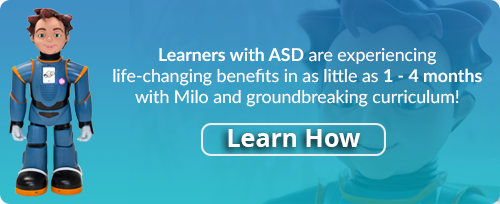 Learn how learners with ASD are experiencing life-changing benefits in as little as 1-4 months