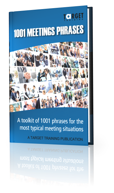 Download the eBook: 1001 meetings phrases