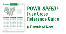 POWR-SPEED Fuse Cross Reference