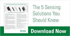 5 Sensing Solutions
