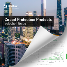 Circuit Protection Product Selection Guide