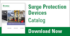 Surge Protection Devices Catalog