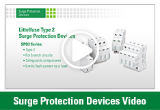 Surge Protection Devices Video