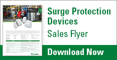 Surge Protection Devices Sales Flyer