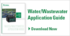 MP8000 Water/Wastewater Application Guide