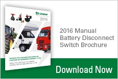 manual battery disconnect switch brochure