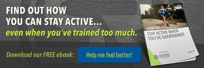 Stay Active When You've Overtrained eBook
