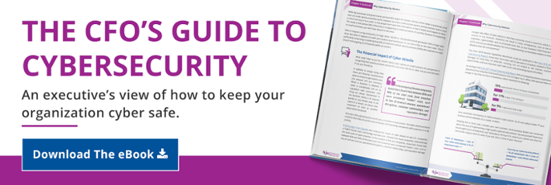 CFO'S GUIDE TO CYBERSECURITY