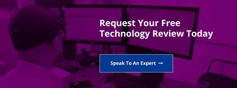 Click Here to Request Your Free Technology Review Call Today